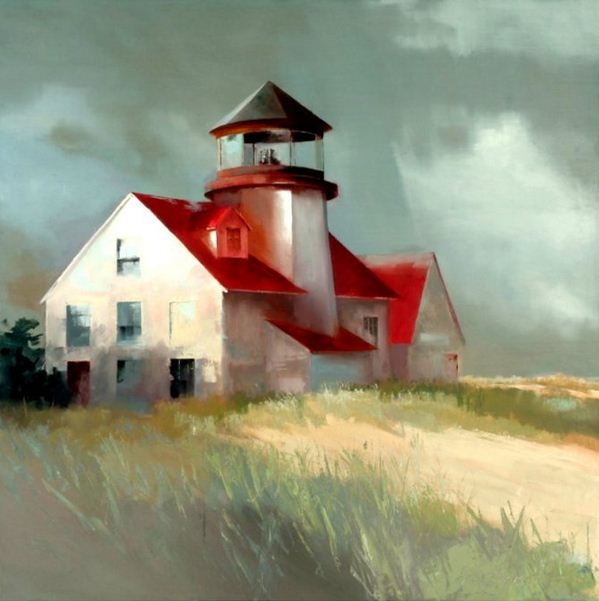 Картина Пола Стоуна.