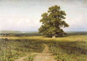 """""""Среди долины ровныя..."""",1883;"""