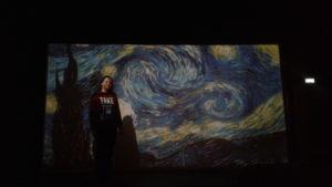 """Выставка В. Ван Гога """"Ожившие полотна"""""""