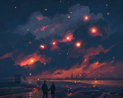 «Magic Night» («Волшебная ночь»), Артем Чебоха