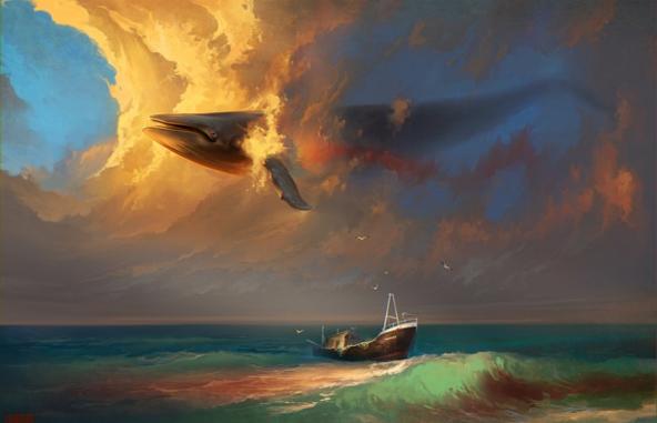 «Sorrow for the Whales» («Скорбь по китам»), Артем Чебоха
